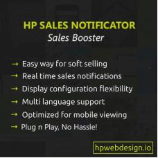 Sales Notification Popup Opencart